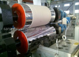 플라스틱 PVC 장 밀어남 생산 라인 압출기 기계