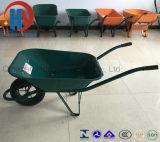 アフリカ肋骨のタイヤが付いている大きい容量の一輪車