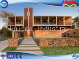 Chambre personnalisée de construction préfabriquée/conteneur de Prefaricated avec le certificat de la CE (SSW-P-015)