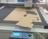 CNC de Machine van de Plotter van de Snijder van het GolfKarton voor het Model Maken van de Doos