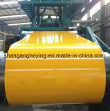 Farben-Baumaterial vorgestrichenes galvanisiertes Steel/PPGI Stahl