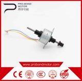 Motores lineares eléctricos del mini de los instrumentos del motor de la fábrica paso de progresión de la C.C.