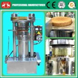2017 Óleo hidráulico, máquina de imprensa de óleo de gergelim com filtro