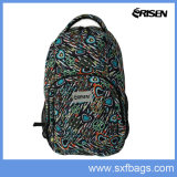 Мешок Backpack способа цветастый для школы, компьтер-книжки, Hiking, перемещения