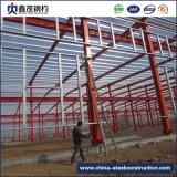 Edificio de marco de acero prefabricado (construcción de la estructura de acero)