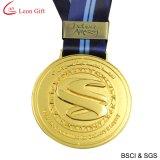 Medaglia di bronzo su ordinazione del metallo della fabbrica (LM1010)