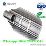 Cortina de aluminio del shell de lámpara de la luz de calle del LED