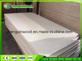 La madera contrachapada de papel de la melamina para los muebles, melamina cubrió la madera contrachapada