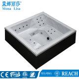 Type de vis - STATION THERMALE extérieure de massage acrylique d'utilisation de 2 personnes (M-3385)