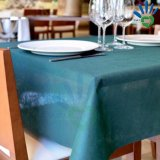 Uso não tecido descartável colorido da tela para o pano &Table da tampa da mesa de centro