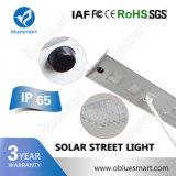 lampada esterna tutta di illuminazione di 50W Soalr in un indicatore luminoso solare del giardino della via del LED con 5 anni di garanzia