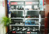 Bester verkaufenluft-reibender Hilfsmittel-Rollentyp 125mm Metallwinkel-Schleifer