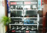 Le meilleur type de vente stand de roulis de rectifieuse de main de rectifieuse de cornière de 125mm