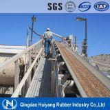 Bande de conveyeur en acier de choc de cordon pour de grandes marchandises Transportaion