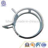 Tôle en acier de haute précision d'OEM estampant la partie usinée avec ISO9001, GV, Ts16949