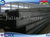 Acero de la viga del material de construcción H para la construcción (FLM-HT-024)