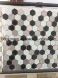 Azulejo cristalino del vidrio de mosaico para el techo