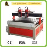 212 Gitarre Carving Machine 3D Rotary CNC Router