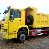 Sinotruk HOWO 6*4 10 타이어 371HP 덤프 트럭