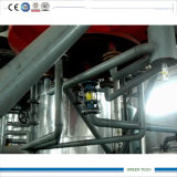 maquinaria continua de la pirolisis del neumático 40ton