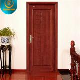 純木のドアの内部の木のドアの出入口のベニヤのドア