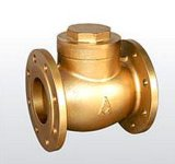 API 6D Industrial FlangeかWafer Cast IronまたはForged Stainless Steel Check Valve