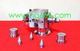 90/120 de tipo extrusora plástica para o revestimento da isolação