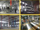 2016新しい技術の黒オイルの蒸留の精錬のプラント(10 T/Day)