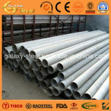 Stainless inconsútil Steel Pipe/Tube 304 316L