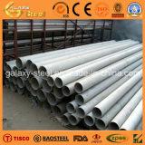 Tubo de acero inoxidable/tubo inconsútiles 304 316L