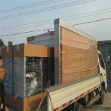 Refrigerando o equipamento da almofada, molhar a cortina para o sistema de ventilação