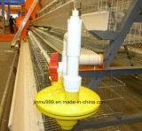 Frame automático da gaiola do equipamento da exploração avícola para a franga da grelha da camada