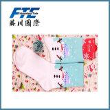 Чулок носка орнамента подарка украшения рождества для рождества