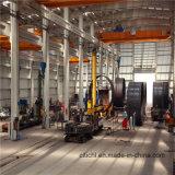 Estufa giratória da produção do cimento do processo seco