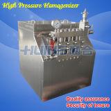 Homogeneizador de alta presión de leche de acero inoxidable para alimentos
