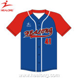 Healong Dye Sublimation Baseball Jerseys