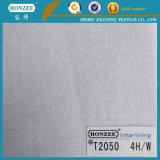 T2050 het Geweven Interlining voor Overhemd