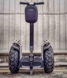Elektrische Tribune op Autoped voor Volwassenen met Vacuüm Vlotte Band