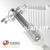 Radiador de aluminio de fundición de moldes / bimetálico Die Casting Molde del radiador