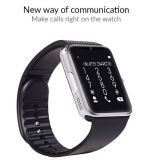 2016 Bluetooth Gt08 montre téléphone mobile avec radio FM Video Player pour Android