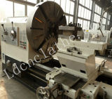 Máquina de poca potencia horizontal convencional de alta velocidad Cw61160 del torno