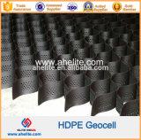 Высокое цена Geocell HDPE полиэтилена прочности на растяжение