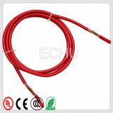 Провод изоляции PVC электрический