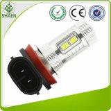 Nuovo indicatore luminoso di nebbia dell'automobile di disegno 5630 11W LED
