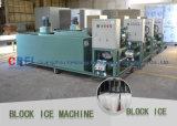 3000 Kg Comercial Block Icee Maker para Arrefecimento