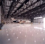 Hangar del aeroplano de la estructura del metal (KXD-SSB1324)