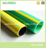 "PVC-flexibler verstärkter Faser-umsponnener Wasser-Plastikgarten Hose1/2 """