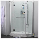 Bathroom Shower Enclosure를 위한 높은 Quality Tempered Glass