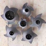 Pièces de moulage personnalisées de pompe d'acier inoxydable avec les placements/moulage au sable