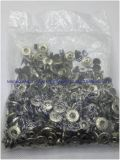 Weigaの出版物ボタンの金属材料